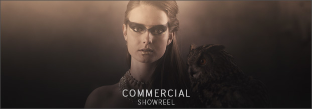 Watch the Commercial Showreel
